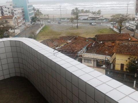LIndo apartamento com 2 dormitórios na Cidade Ocian em Praia Grande