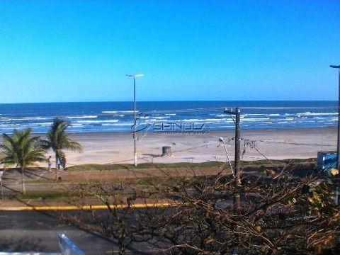 Excelente apartamento com 2 dormitórios na Vila Mirim em Praia Grande