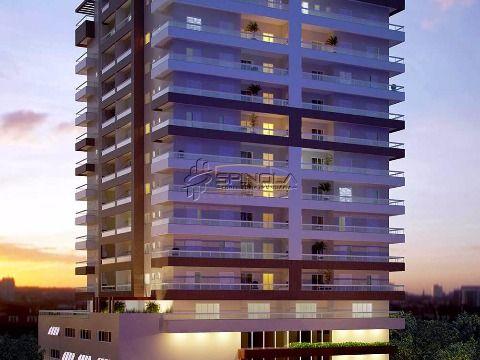 Apartamento 2 dormitórios com suíte - GUILHERMINA