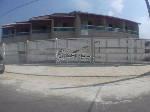 Casa em condomínio fechado 2 dormitórios com suíte Vila Caiçara