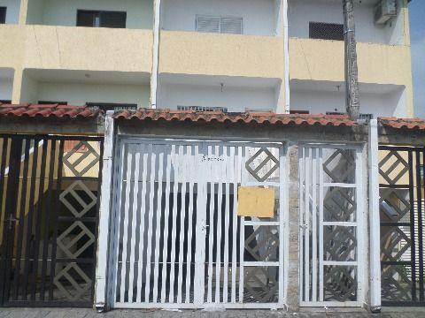 Sobrado de três dormitórios na Vila Caiçara - Praia Grande
