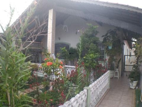Casa Isolada de 3 dormitórios sendo 2 suítes no Jardim Real - Praia Grande