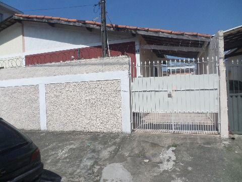 Casa em Praia Grande na Vila Guilhermina -  2 Dormitórios