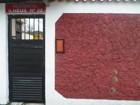 Casa de um dormitórios Vila Guilhermina - Praia Grande