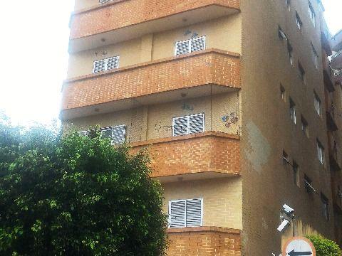 Lindo apartamento com 1 dormitório na Vila Tupi em Praia Grande
