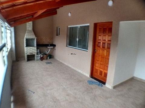 Casa em Praia Grande de 2 dormitório com suíte reformada no Jardim Real