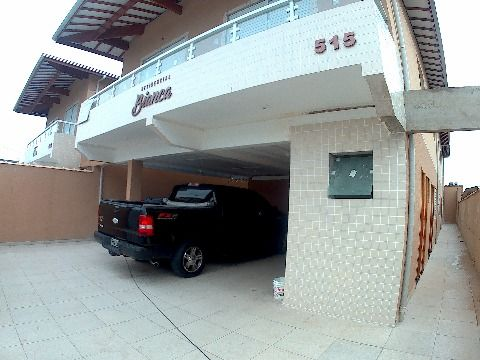 Casa em Condomínio em Praia Grande de 2 dormitórios nova, na Vila Mirim!
