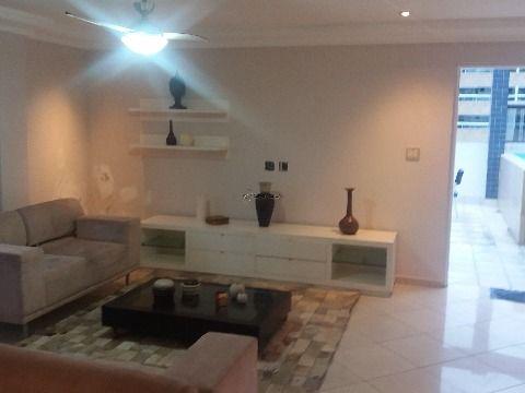 Linda Cobertura com 3 dormitórios na Vila Tupi em Praia Grande