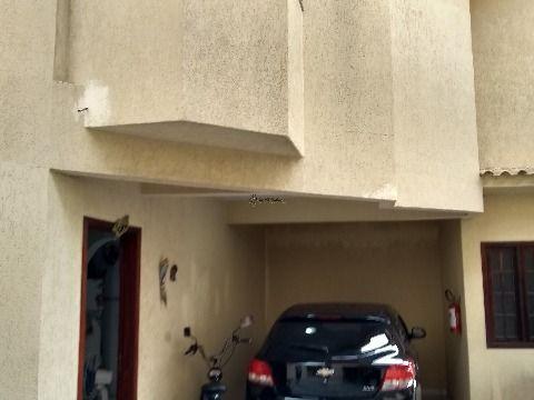 Casa em Condomínio com Piscina na Vila Guilhermina - Praia Grande