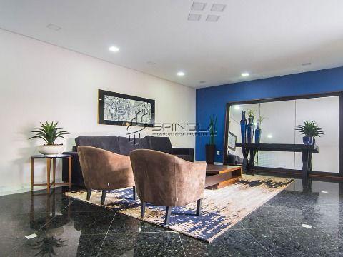 Apartamento à venda de 2 dormitórios no Campo da Aviação - Praia Grande