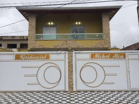 Casa em Condomínio  na Vila Mirim - Praia Grande