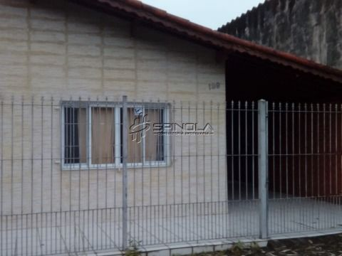 Casa no Jd. Real em Praia Grande com 2 dormitórios sendo 1 suite