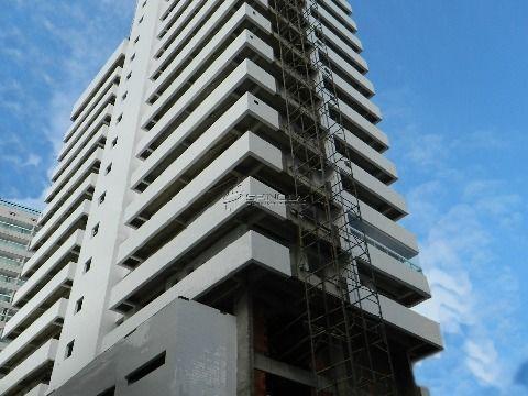 Apartamento com 3 dormitórios à venda no Campo da Aviação - Praia Grande