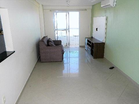 Apartamento em Praia Grande na Tupi -2 dormitórios