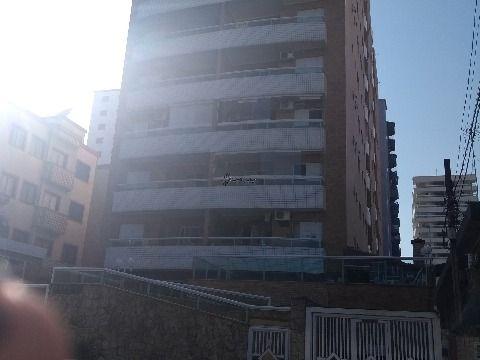 Apartamento de 1 dormitório com 50 m² de alto padrão no Canto do Forte em Praia Grande!