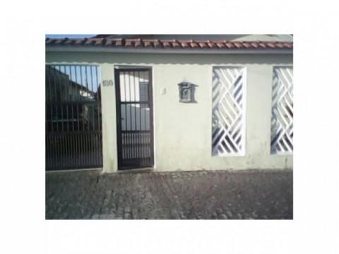 Casa 2 dormitórios - Imperador, Praia Grande