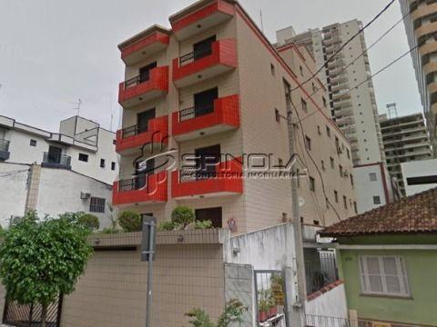 Apartamento de 1 dormitório em Praia Grande com vaga de garagem no Boqueirão, OPORTUNIDADE