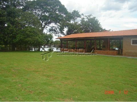 A Fazenda com 16.093 hectares em Água Boa MT