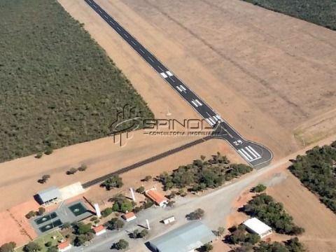 Fazenda com 11.418,6363 hectares no Oeste da Bahia