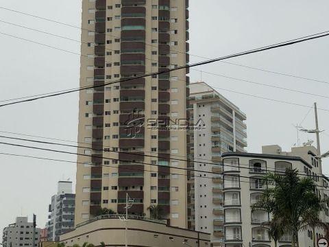 Apartamento dois dormitórios na Vila Caiçara - Praia Grande