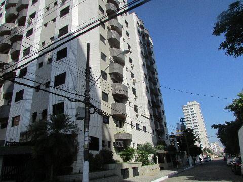 Ótimo apartamento localizado no bairro Canto do Forte em Praia Grande