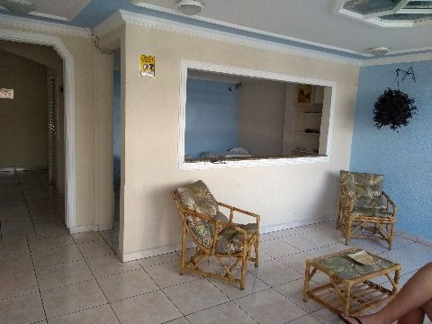 Apartamento em Praia Grande  1 dormitório - Caiçara