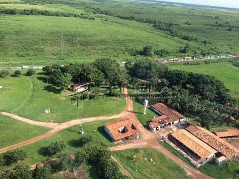 Fazenda com 510.000 hectares em Santana do Araguaia PA
