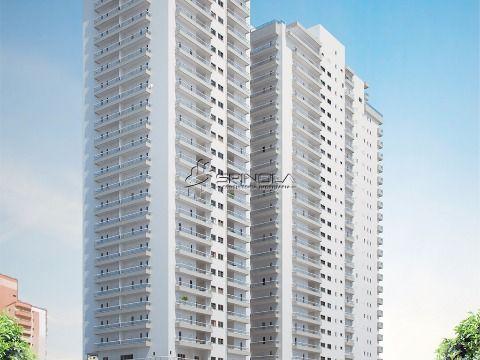 Apartamento em Praia Grande no Forte - 3 dormitórios