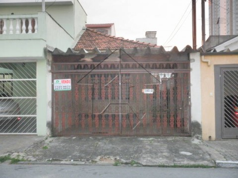 Casa Térrea em Parque São Jorge  - São Paulo