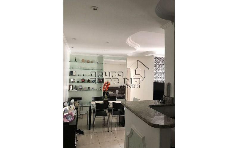 Apto Novo com móveis planejados, piso porcelanato,  segurança total