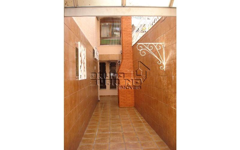 Ref 5013 - Sobrado na Vila Formosa casa com pintura nova e piso frio novinho
