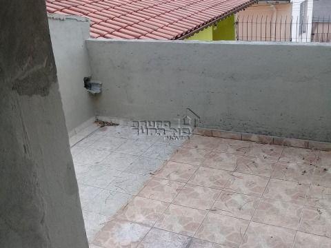 Ref 5106 - Assobradado Água Luz Entrada Independente Vl Santa Izabel Carrão