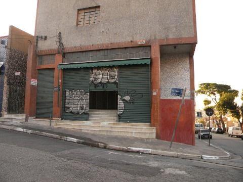 Ref 5288 - Salão Comercial Próximo Mercado Municipal Penha