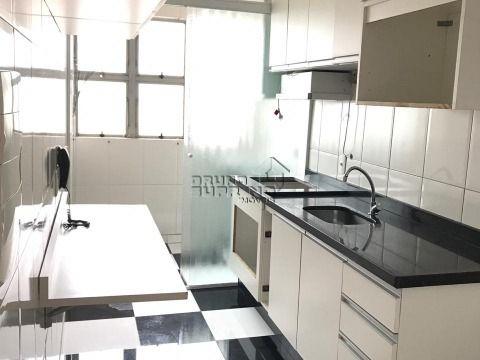 Ref 5296  Excelente Apartamento Vila Carrão Mobiliado