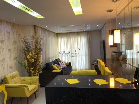 Ref 5253 Apartamento Venda Metrô Carrão Excelente Acabamento e Mobiliado
