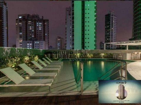 Ref 5240 - Apto Venda ou Locação Lindo apartamento recém mobiliado Ótimo acabamento Ótima localização