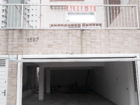 > Ref 4160 Locação Casa c/ Piscina Vl Regente Feijó Tatuapé