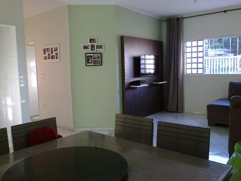 Casa 3 dormit. Suite Pq. Jambeiro