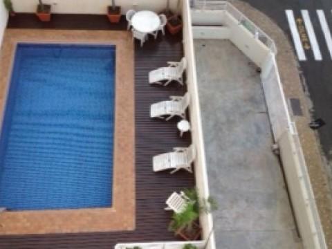 Apartamento 1 dormitório / 58m² /2 Vagas /Ponte Preta