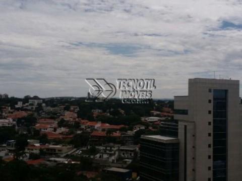 Belo Apto Com 233m² - Com Bela Vista Para a cidade de Campinas