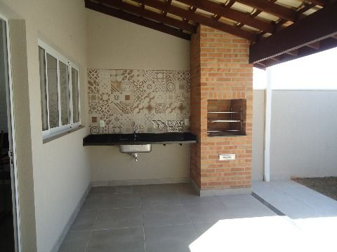 Casa em Condominio em Jardim Golden Park Residence - Hortolândia