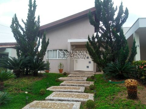 Casa Térrea em condominio Campinas SP - Estuda troca