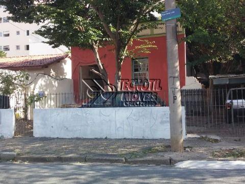 Terreno em Campinas - Prox. Av. Dr. Angelo Simões