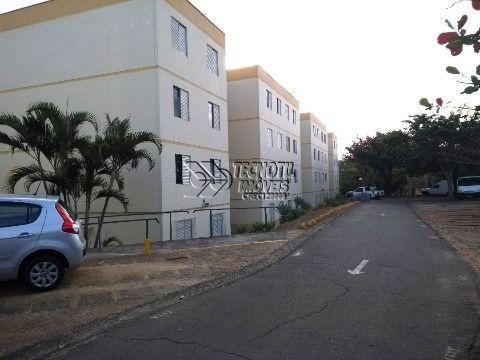 Lindo Apartamento no Conjunto Bandeirantes - Campinas SP - Estuda Troca
