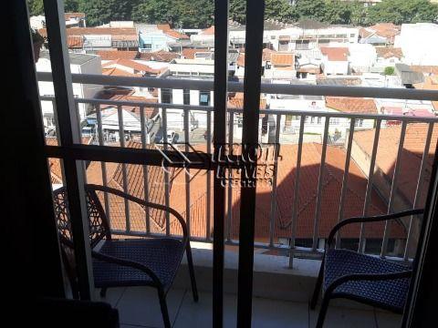 Lindo Apartamento no Bonfim - Condomínio com Piscina - Fácil Acesso a Lix da Cunha