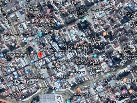 Prédio Comercial R: 13 de Maio Centro de Campinas ( Calçadão) alugado para Grandes Magazines - Excelente Renda - Consulte