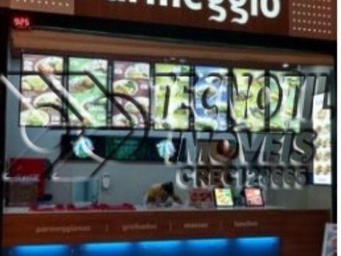 Repasse de loja Parmeggio em Shopping em Campinas SP