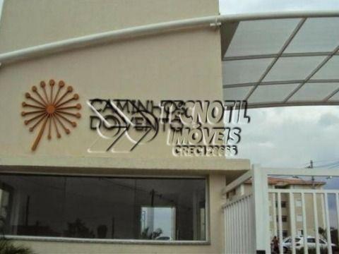 Apartamento em Hortolândia com Sacada e Piscina - Condomínio Portal Caminhos do Vento B, Hortolândia - SP