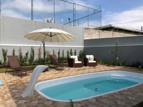 Casa no Condomínio Flor da Serra ( Prox. a TV Século 21) - Valinhos SP - Estuda Troca