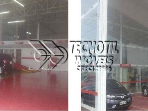 Prédio Comercial Alugado para Empresa Honda - Região de Campinas